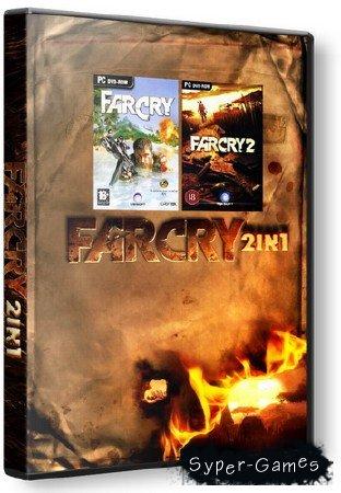 Дилогия Far Cry + Fortune's Pack (2004-2008/RUS/RePack)
