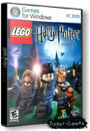 LEGO Harry Potter: Years 1-4 (2010/RUS/ENG/RePack by R.G.ReCoding)
