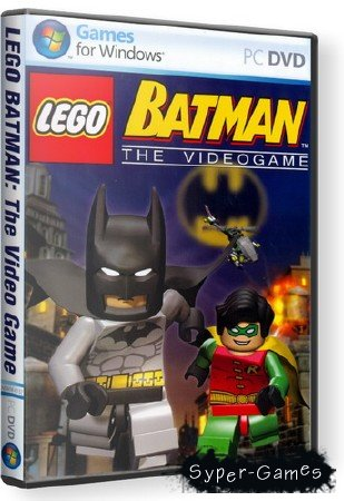 LEGO Batman. The Video Game (2008/RUS/RePack byR.G.ReCoding)
