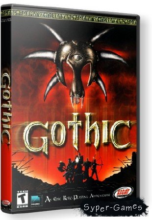 Gothic / Готика + Mods Pack (2002/RUS/RePack by Orelan)