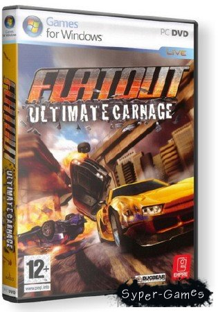 FlatOut: Ultimate Carnage (2008/RUS/RePack by Sarcastic)