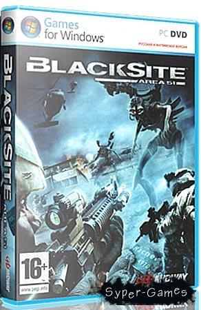 BlackSite: Area 51 / Темное место: Зона 51 (PC/RePack/Ru озвучка)