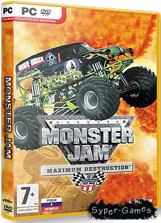 Monster Jam (PC/RePack/Ru)