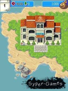 Hotel Tycoon Resort / Строительство курортного отеля (JAVA/RuS)