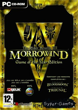 The Elder Scrolls III – Morrowind Gold Edition (2003/RUS/RePack by R.G.ReCoding)