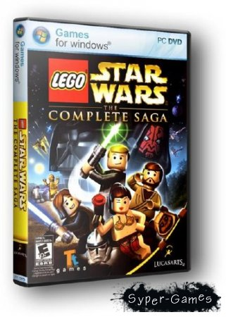 LEGO Star Wars: The Complete Saga (Rus/ Пиратка от R.G. ReCoding)