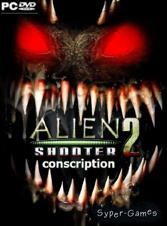 Alien Shooter 2 - Conscription (2010/Eng/Demo)