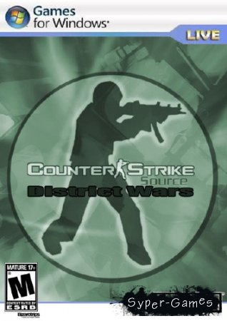 Counter Strike Sourсe District Wars (2010/RUS/PC)