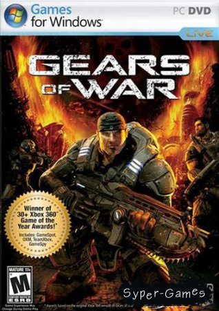 Gears of War (2007/RUS/Repack)