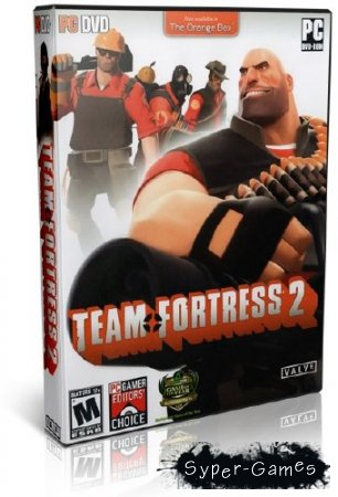Team Fortress 2 [v.1.1.0.0/No-Steam] (2007/ENG/RUS/Repack by MadOne)