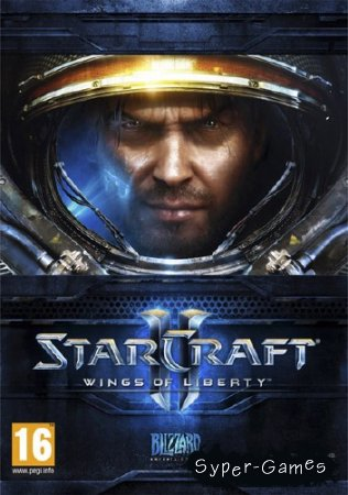 Crack для StarCraft 2: Wings of Liberty (2010/RUS)