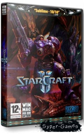 StarCraft 2: Wings of Liberty (2010/RUS) - Рабочий релиз by LiBERTY