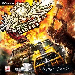Armageddon Riders / Clutch / Наездники Армагеддона (PC/Rus/2009/Repack/227мб)