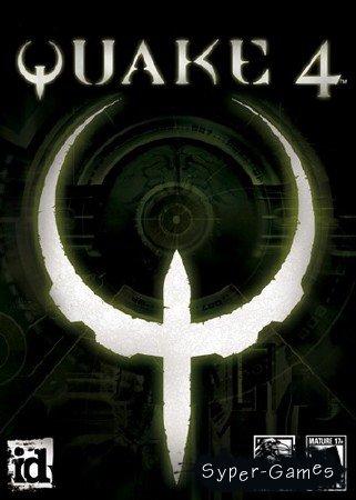Quake 4 [v.1.4.2] (2006/RUS/RePack by mefist00)