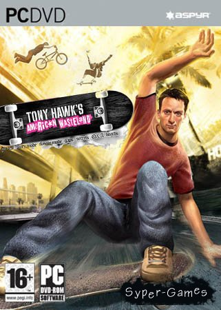 Tony Hawk's American Wasteland (PC/RePack/RU)