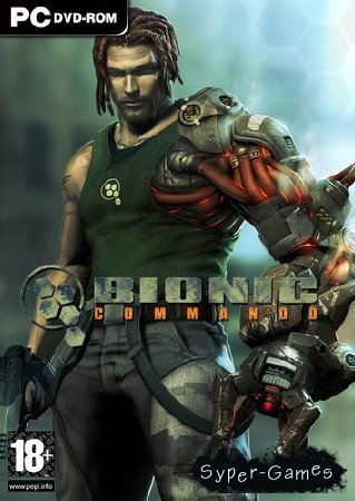 Bionic Commando (2009/RUS/ENG/RePack by mefist00)
