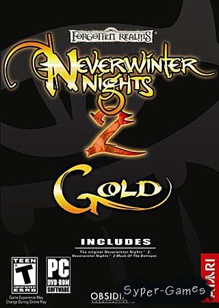 Neverwinter Nights 2 Gold (Repack 2xDVD5/2009/Rus)