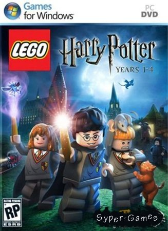 LEGO Гарри Поттер / LEGO Harry Potter: Years 1-4 (2010/RUS/Новый Диск)