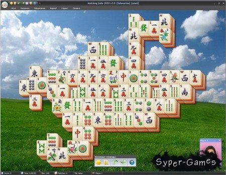 MahJong Suite 2010 v7.1 (русская версия)