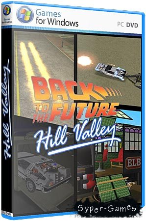 GTA Vice City: Back to the Future: Hill Valley (Rus/Repack)