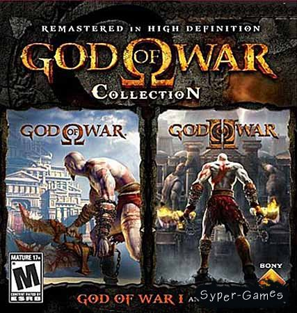 God of War Special Collection Pack (2005-2010) PC & PS2