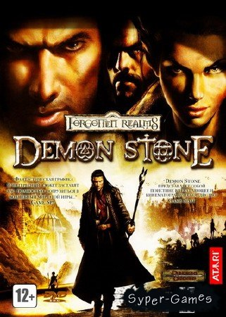 Forgotten Realms: Demon Stone (2007/RUS/ENG/RePack by Choust)