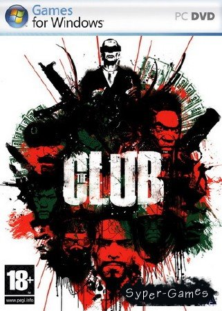 The Club (2008/RUS/RePack by marcus1812)