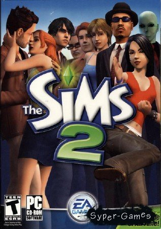 The Sims 2. Full Collection (2009/RUS/8200Mb)