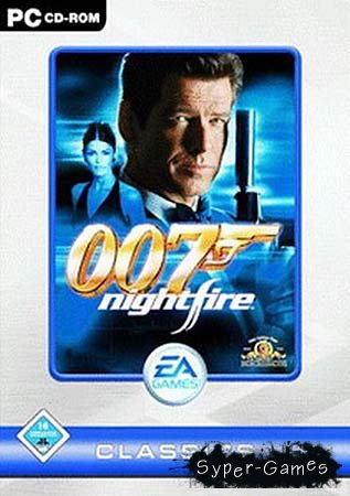 James Bond 007: Nightfire (PC/RUS)