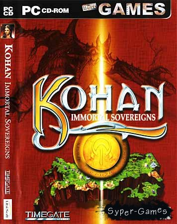 Kohan: Immortal Sovereigns (PC/EN)