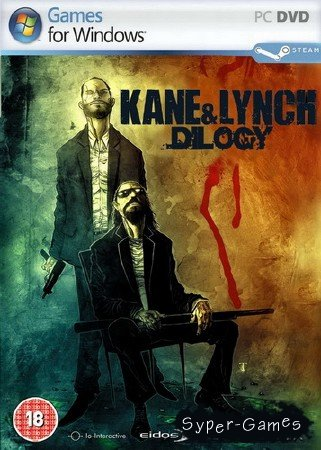 Kane and Lynch. Dilogy (2010/RUS/RePack by R.G.BadCompany)