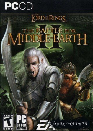 The Lord of the Rings: The Battle for Middle-Earth 2 (2006/RUS/RePack by Sagat)