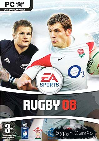 Rugby 08 (PC/Rus/Eng)