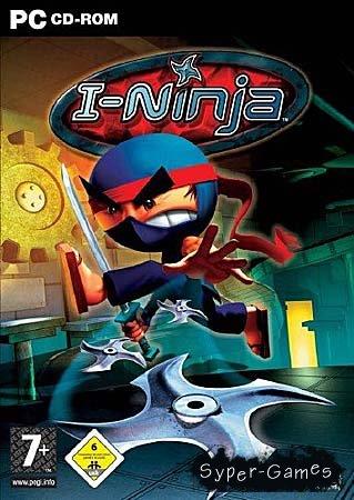 Я - Ниндзя / I-Ninja (PC/RUS)