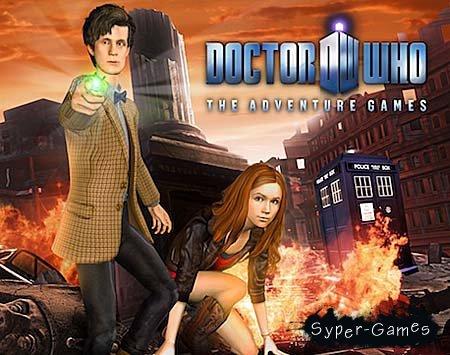 "Doctor Who - The Adventure Games: Episode 3 ""TARDIS"" (PC/2010/En)"