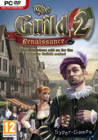 The Guild 2: Renaissance (2010/RUS/Eng)