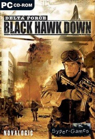 Delta Force: Black Hawk Down (2003/PC/RUS)