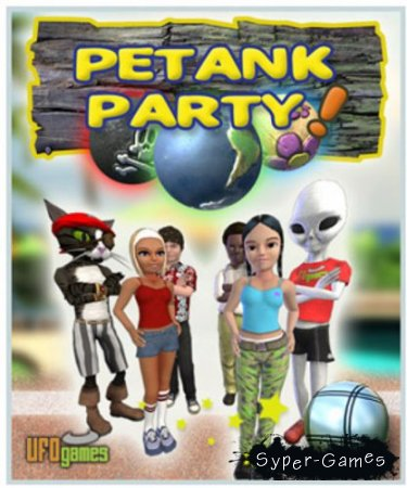 Petank Party (2008/PC/Eng)