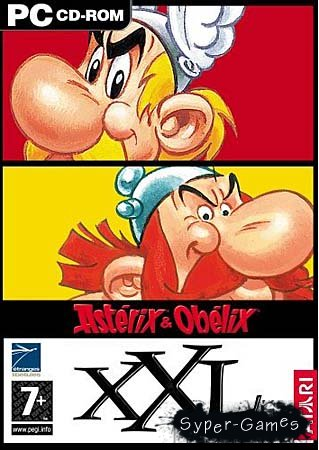 Asterix and Obelix xxl (PC/RUS)