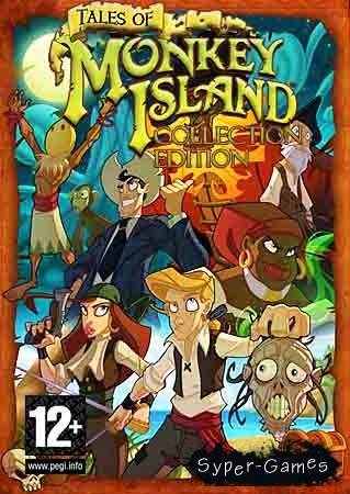 Tales of Monkey Island Collector's Edition (PC/2010/FULL/EN)