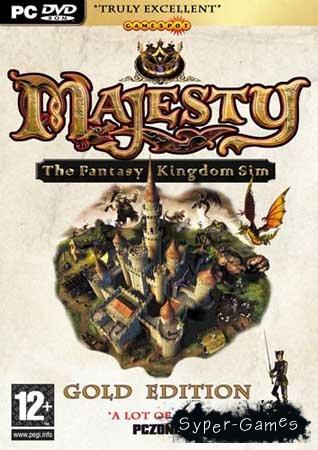 Majesty GOLD (PC/RUS)