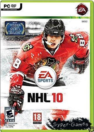 NHL 10 + RHL 10 + Русские комментаторы (PC/2010/RU)