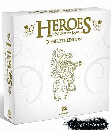 Heroes of Might and Magic - Полная антология (PC/RUS)