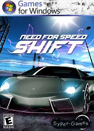 Need For Speed SHIFT: Update 2 (PC/2010/RU)