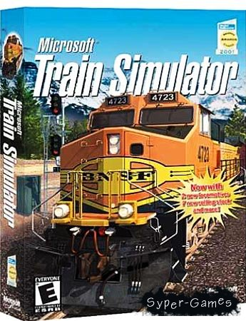 Microsoft Train Simulator (PC/L/Rus/Full)