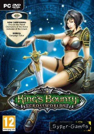 King's Bounty: Перекрестки Миров (2010/RUS)