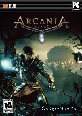 Arcania: Gothic 4 (Demo/ENG/PC)