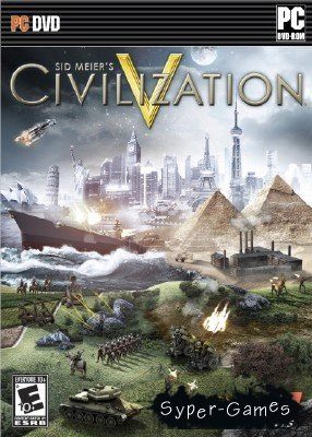 Sid Meier's Civilization V (2K Games/ENG/PC)