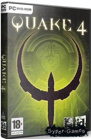 Quake 4 (RePack Eviboss/Ru озвучка)