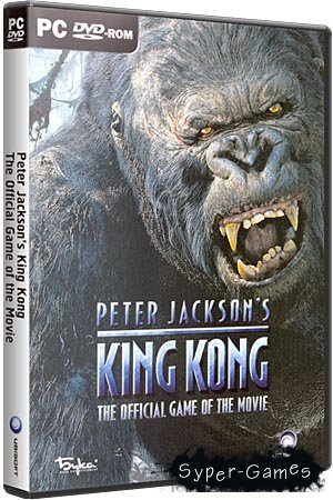 Peter Jackson's King Kong: The Official Game of the Movie (DVD-BOX/RUS FULL)